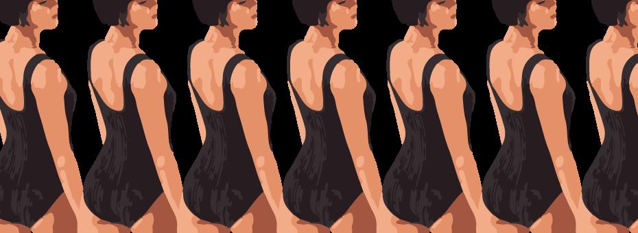 """オブジェクトに""""不透明マスク""""を適用して、徐々に透明にする -Illustrator-"""