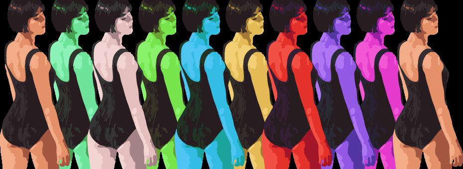「オブジェクトを再配色」で色の相関関係を保ちながら配色を変える -Illustrator-