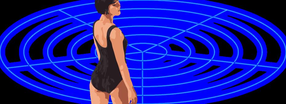 「同心円グリッドツール」で同心円状のグリッドを描く -Illustrator-